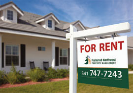 Preferred Northwest Property Management, Eugene Springfield, Oregon
